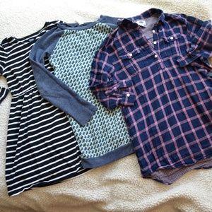 Girl's Sz. 6/7 Dress Bundle
